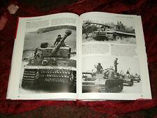 Bildband PANZERWAFFE Wehrmacht WAFFEN SS Fachbuch TIGER Panther KAMPFPANZER
