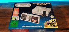 Nintendo mini NES Classic Edition HDMI Mini Home Console - Damaged corner on box