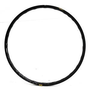 1 QTY MAVIC Open Pro Disc UST Tubeless 700c 24 Hole 24H Road Bike Rim Black NEW