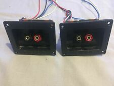Mission 700 Speaker Crossovers x 2