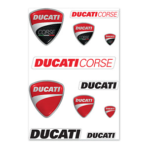 Ducati Aufkleber Mix 987694017