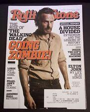 Rolling Stone Issue 1194 Oct 2013 The Walking Dead Elton John Lorde Pearl Jam