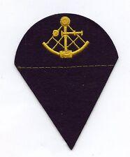 Original Kriegsmarine Ärmelabzeichen Mannschaften Vermessungslaufbahn WW2