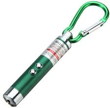 Laser pointer key chain with Torch