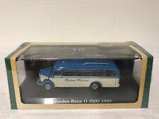 Atlas 1:72 Bus Mercedes Benz O 3500 DDR Modellauto Modelcar Rarität Geschenk