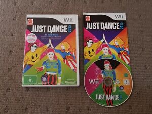 Just Dance 2015 - Nintendo Wii - Complete With Manual