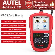 Autel AutoLink AL319 OBDII OBD2 Car Fault Code Reader Scanner Check Engine Light