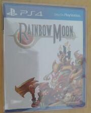 Rainbow moon ► Playstation 4 ► limited run 16 ► 3000 exemplaire au monde