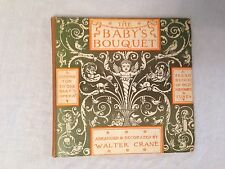 Walter Crane - The Baby's Bouquet - Frederick Warne 1900s - Lovely Illustrations