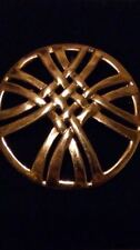 HIGH QUALITY Gold/Bronze Celtic Eternity CROSS Brooch/Pin for Scarf,Kilt/Lapel**
