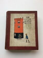 The Little Round House Illustrated By Robin, 1924