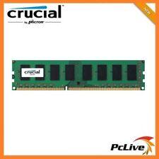 Crucial 8GB DDR3 1600 Mhz Memory High Performance 1.35v RAM for Desktop PC 12800