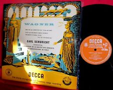 WAGNER Schuricht Tristan Und Isolde LP UK 1961 EX- DECCA LXT 5026