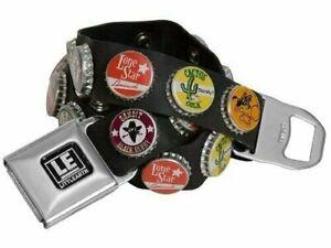 "Old West Littlearth Bottle Cap Belt (Small (26.5""-28.5"")) - BRAND NEW"