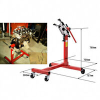 Heavy Duty Swivel Transmission Gearbox Engine Support Stand Mount 1000 lbs 450kg