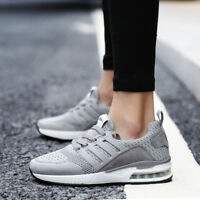 Women's Sneakers Casual Shoes Athletic Breathable Gym Air Cushion Sports Running