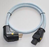 Supra Cables LoRad MKII CS EU/A  Netzkabel  Winkelstecker 3x2,5 mm² 10 Amp 1,5 m