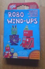 ROBO WIND-UPS CHILDREN'S TODDLERS CREATIVE TOYS CHRISTMAS PRESENTS ROBOTS