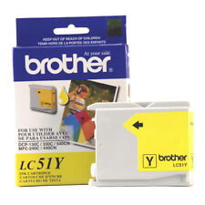 Brother MFC-685CW Yellow Original Ink Standard Yield (400 Yield)