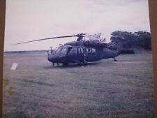Photo Sikorsky UH-60 Black Hawk US Army Open Dag KLu Vlb Deelen 1983