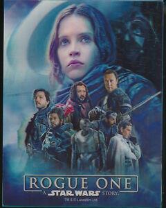 EBOND Rogue One A Star Wars Story BLU-RAY Steelbook Lenticular D324015