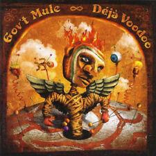Gov't Mule DEJA VOODOO Deluxe Edition +5 Bonus Tracks NEW SEALED 2 CD