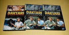 Daktari The Complete Season 1 & complete season 2 *RARE OOP