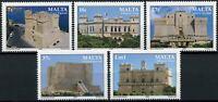 Malta Architecture Stamps 2006 MNH Castles & Towers Verdala Castle 5v Set