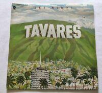 TAVARES LP SKY HIGH 33 GIRI VINYL 1976 ITALY CAPITOL RECORDS 3C 06482267 NM/NM