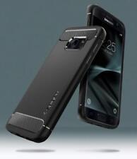 Case Spigen Rugged Armor for Galaxy S7 Black