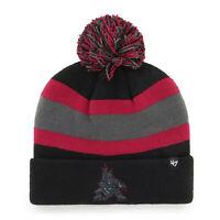 NHL Arizona Coyotes Woolly Hat Breakaway Knit Beanie Black 194165857187