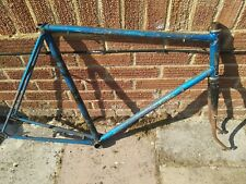 Carlton Catalina racing bicycle frame with prugnat lugs vintage retro old school