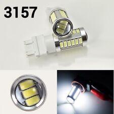 Brake T25 3057 3157 4157 33 SMD White 6000K LED Light K1 For VW AK