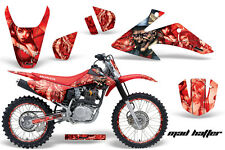 Honda CRF 150/230f Graphic Kit AMR Racing # Plates Decal Sticker Part 08-13 MHR