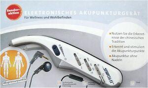 Elektroakupunktur Acupuncture Akupunkturgerät Appareil Emballage Sofortlieferung