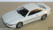 MICRO HERPA HO 1/87 BMW 850 I gris très pale