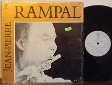 JEAN-PIERRE RAMPAL Franz Benda-Georg Telemann RARE EXC SINE QUA NON LP in Shrink