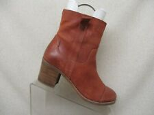 Sperry Maron Side Zip Ankle Fashion Boots Bootie Size 7.5 M Style Helena
