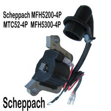 piece bobine allumage DEBROUSSAILLEUSE Scheppach MFH5200 MTC52 -4P  MFH5300 -4P