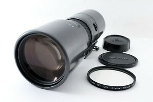 Sigma AF TELE 400mm F/5.6 Multi Coated for Canon w/tripod from Japan [Exc+3] 229