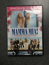 Mamma Mia! The Movie DVD- Missing 2nd CD