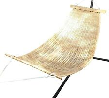 Rattan Hammock with optional Tree Kit or Stand