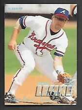 MARK LEMKE 1997 FLEER TIFFANY #261 ATLANTA BRAVES FREE COMBINED S/H
