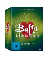 Buffy Box Im Bann der Dämonen Staffel 1-7 (1+2+3+4+5+6+7) NEU OVP 39 DVDs