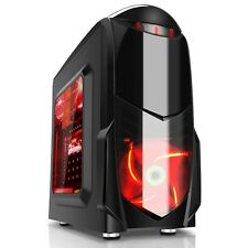 SUPER FAST GAMEMAX NERO CHEAP PC INTEL CORE 2 E8400 @3.00Ghz 4GB RAM 250GB HD