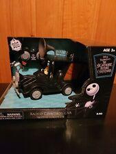 "Disney Nightmare Before Christmas RC Car W/ Lights ""The Mayor"" 2.4G"