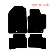 Kia Stonic (2017 To Present) New Fully Tailored Car Floor Mats Black Carpet