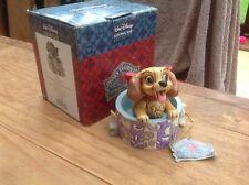 "V V Rare Disney Tradition 'lovely Lady Puppy' Lady&the Tramp 4"" Boxed"