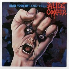 Alice COOPER-Raise Your Fist and Yell-CD-hardrock