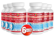 Glucosamine Chondroitin Powder - GLUCOSAMINE SULFATE 882mg  For Joint Support 6B